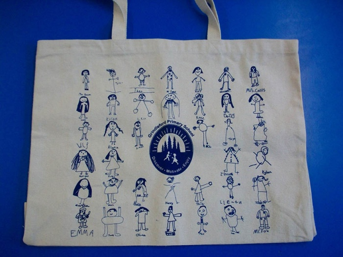 Grindleford Primary School Shopper Bag