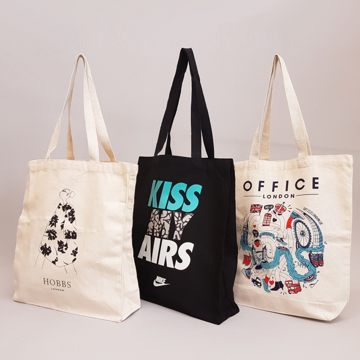 Printed Canvas Bags for Hobbs | Nike | Office