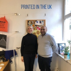 BIDBI Founder Julia Gash Comes to Visit