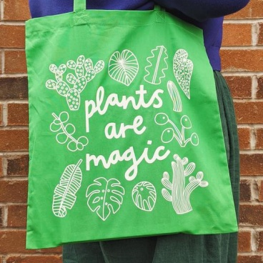 Green Bag stating