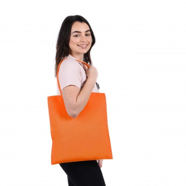 Coloured Cotton Tote Bag