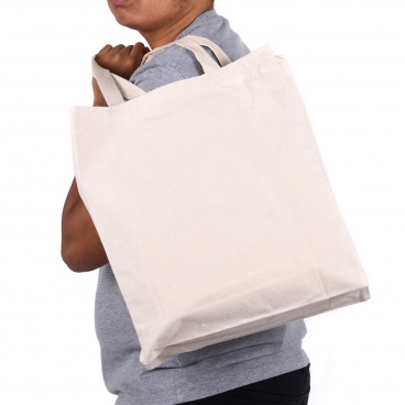Natural Luxury Shopper Bag