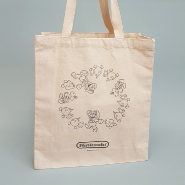 Luxury Shopper Bag | Nintendo | Screen Print