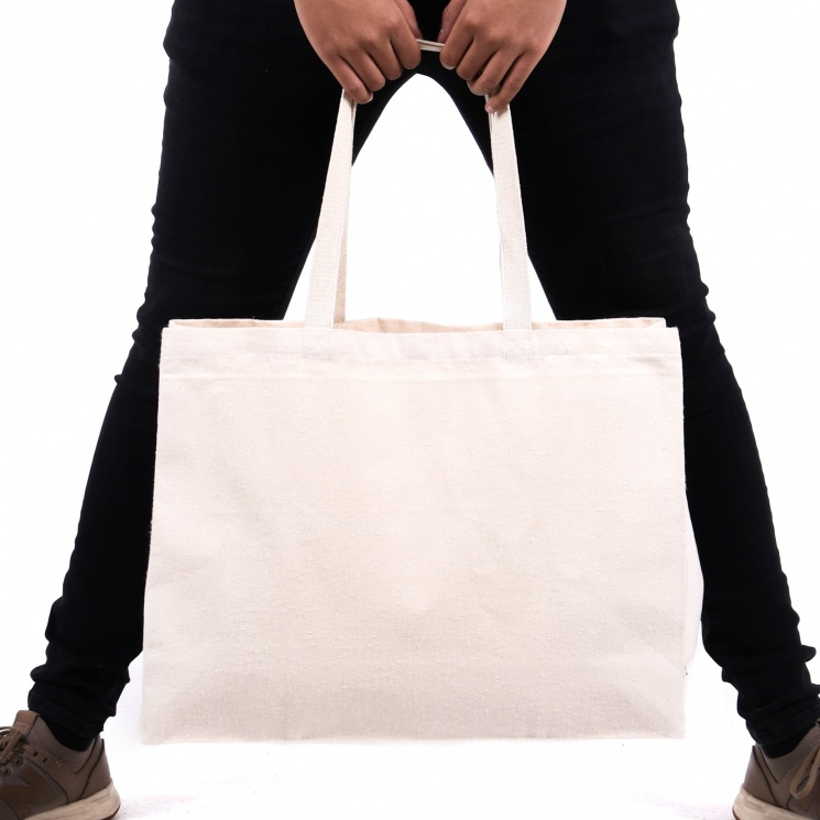 716a3f956315 Supersize Canvas Bag