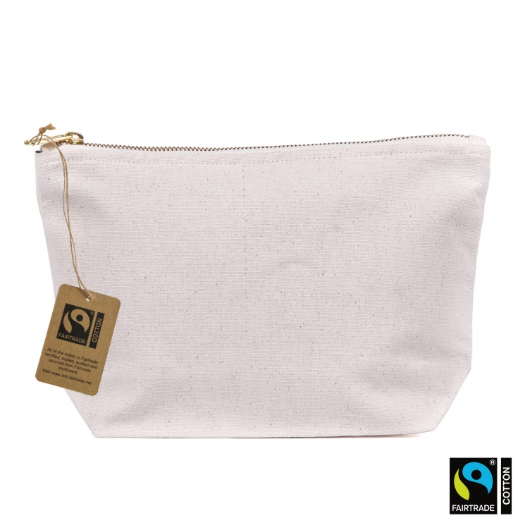 Fairtrade & GOTS Organic Wash Bag