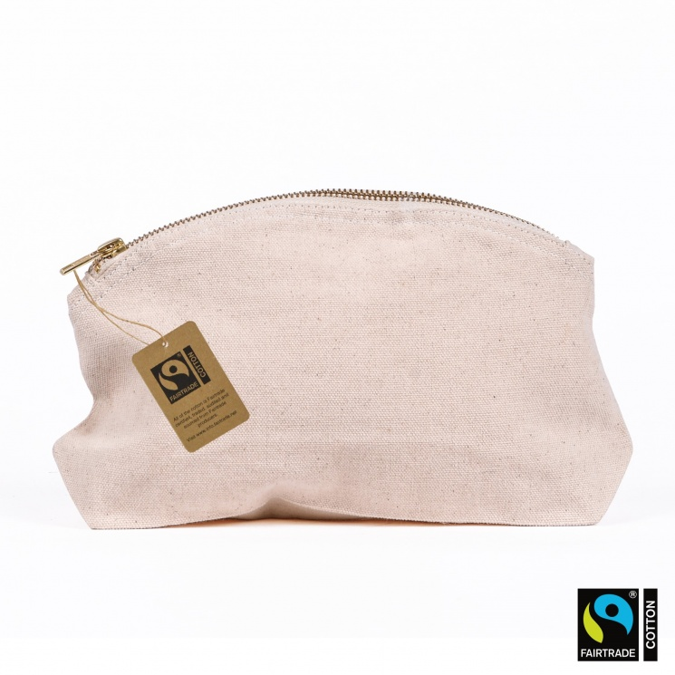 Premium Fairtrade & GOTS Organic Make Up Bag