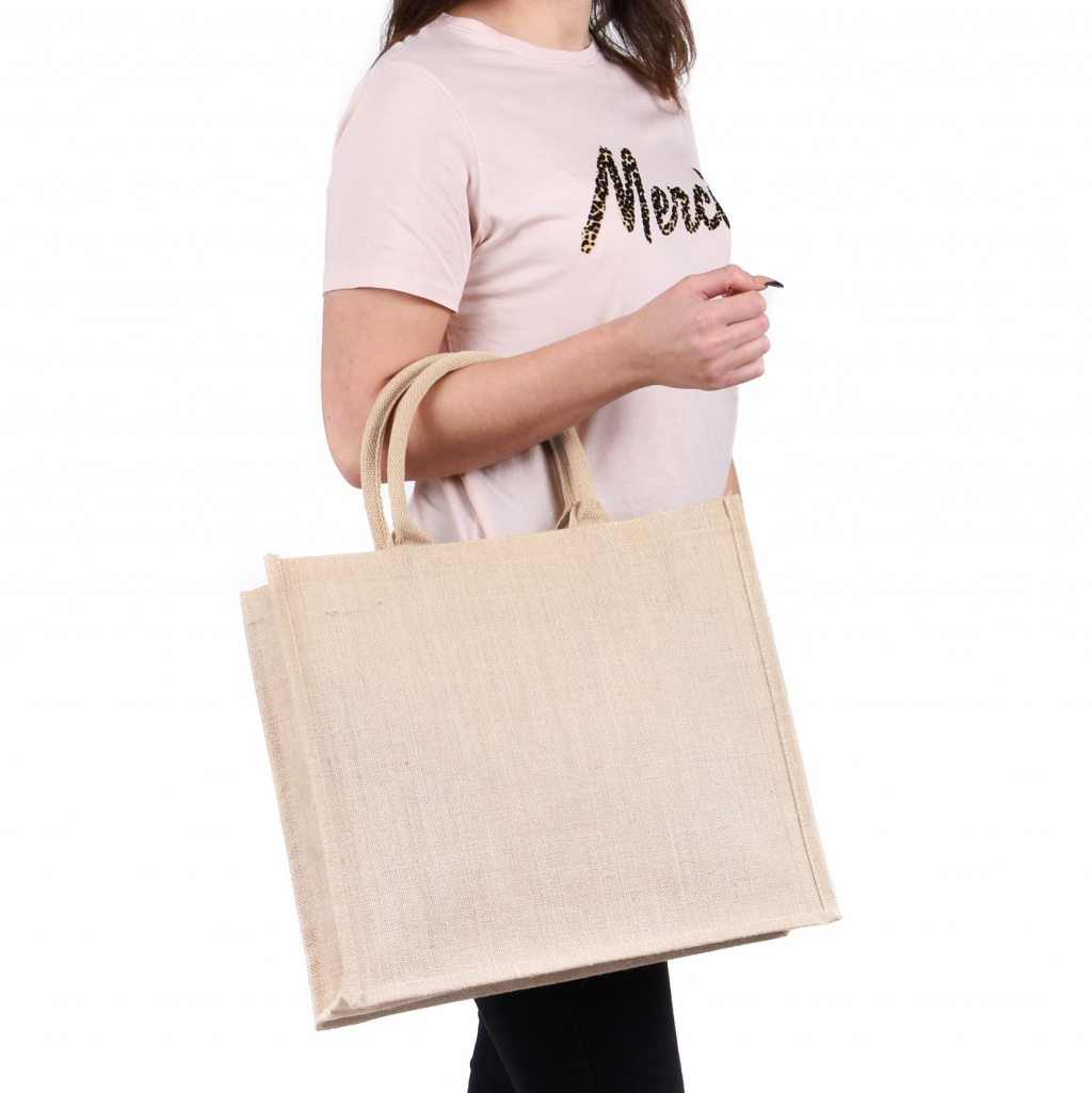 Jute cotton bag