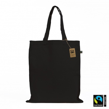 Fairtrade & Organic Canvas Tote Bag