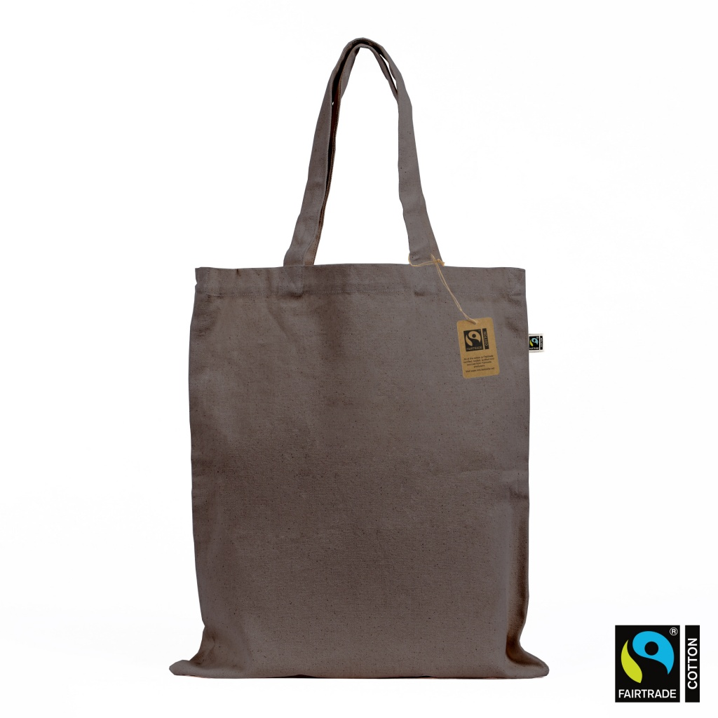Fairtrade & GOTS Organic Canvas Tote Bag