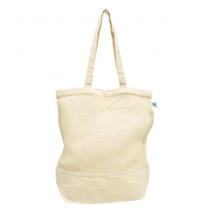 Fairtrade & Organic Mesh Shopper