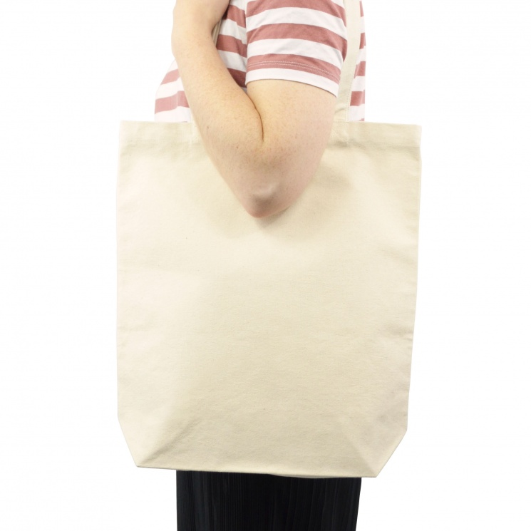 Premium Cotton Canvas Shopper Bag