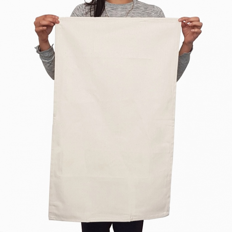 Prewashed Canvas Tea Towel